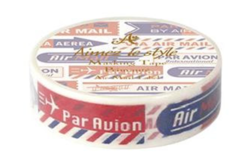 Air Mail / Washi Tape